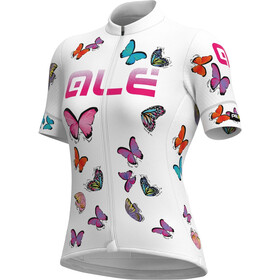 Alé Cycling PRR Btterfly SS Jersey Women, white